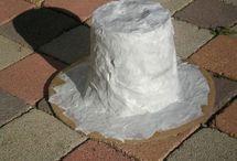 fabriquer un chapeau