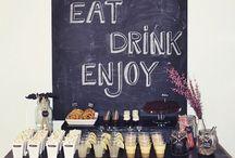 Party Ideas / by Sarah O'Rourke Mercado