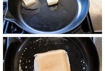 Sandwich Recipes / Inspirations
