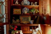 Desk areas / some are set up so clever / by Dorothy M