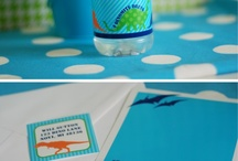 Party ideas / by Melissa Cadden
