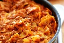 Italian Food / by Katherine Rodgers