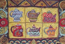 Rug Hooking 1 / by Sylvia Gauthier
