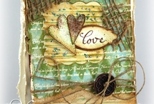 Art cards, Tags and scraps / by Susan Padilla