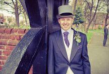 wedding groom style