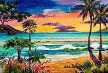 Island arts