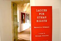 "AL MUST ""LADIES FOR HUMAN RIGHTS"" DI REBOANI"