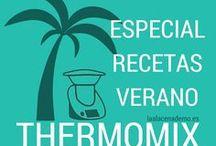 RECETAS THERMOMIX VERANO