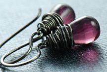 Earring ideas / Homemade earring ideas / by Trina Roberts
