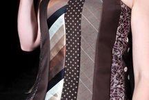 Upcycling mit Krawatten