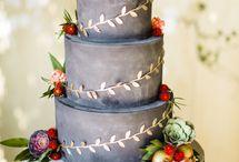 * WEDDING CAKES *