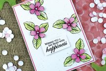 Rose Gold Moments / For a beautifully feminine and soft cardmaking kit filled with gorgeous artwork in an on-trend colour scheme, look no further than Hunkydory Crafts' Rose Gold Moments Collection!