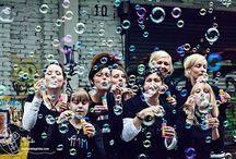 Group photoshoot