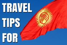 Central Asia Travel / Travel tips, articles, itineraries, inspiration and more for travel to Central Asia.