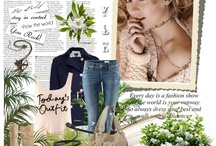 Polyvore Love / Polyvore looks from Pinterest