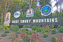 Smokey Mtns / by Leslie Strong Comer