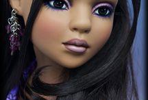 beautiful OOAK doll