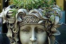 Funky gardening / Plants