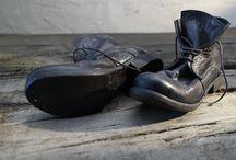 Boots / #boots #handmade #handmadeshoes #handmadeboots #handdyedboots