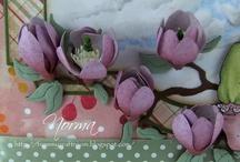 Crafti DIY flowers