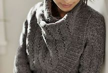 Personal knits / Things I'd like for me