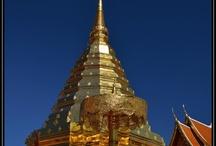 Chiang Mai / Hospodářské a kulturní centrum na severu Thajska