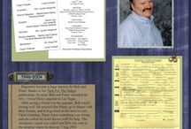 Genealogy Scrap Booking Ideas