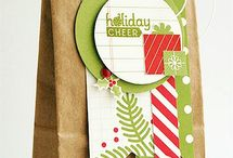 Gift Boxes & Tags