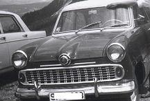 """Auto - Autos von früher / Bilder rund ums Auto, auch """"Oldtimer"""" - Autos von früher aus den 1950er- und- 60er-Jahren.Manche haben sie noch Erinnerung."""