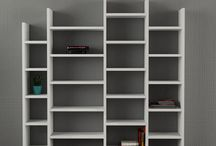 Bookcases / We want; People to love our products and have fun with them. People take apart when they want, they would do exciting things with products, they would tell their friends, choose the color and material thay want, would follow us and share in our excitement.