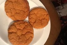 Gingernuts / Biscuits