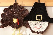 Crochet ~ Dishrags & Washcloths / by Cindy Valdez Salgado