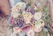 { FLOWERS :: soft purples }