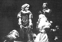 MAR I CEL / Ferràn  (1989-90) Dagoll Dagom / Interpretando el personaje de FERRÀN (1989-90) Teatro Victoria de Barcelona
