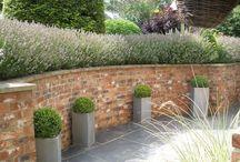 Traditional Garden Walls