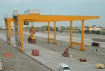 high quality and cheap price rail mounted gantry crane for sale