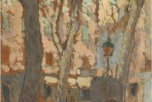 Walter Sickert - Dieppe Paintings / by Paul Reeve
