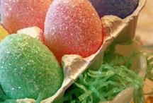 Hoppy Easter / Celebrating Easter!