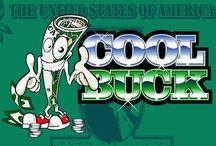 """Cool Buck / Cool Buck è una delle slot a rulli più classiche, con le tipiche ciliegie e i classici simboli """"bar"""" e """"7"""". La differenza sta nelle payline e nel jackpot in palio. È infatti possibile vincere da 4.000 a 6.000 monete su 5 payline diverse. Puoi provare questo gioco online sul casinò Voglia di Vincere."""