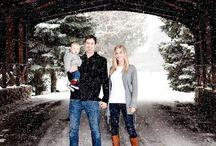 Christmas Photo Card Photography Ideas