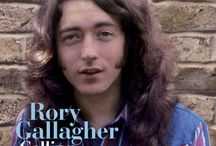 Rory Gallagher / #music #rock #singer #guitarist #rory gallagher