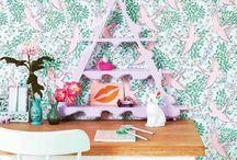 My girl's bedroom!