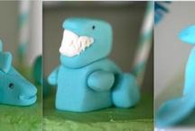Cake Ideas / by Lizelle Van Wyk