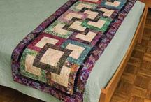 Sewing - Bed runners