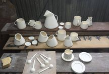 TATA set / Tea and coffee set Designed by Kanz Architetti, for Hands on Design Manifacture by 224 Porcellain