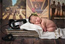 noworodki muzyka