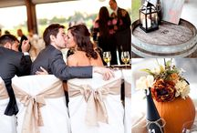 Winery Weddings / #Winery #Weddings Wineries offer stunning backdrops for your special day and can often help with wedding packages.