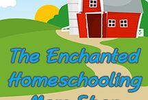 Homeschool tools:  Online shops