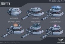 Sci-Fi - Weapons