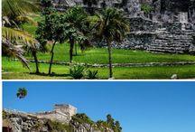 MEXICO / Verzamelbord